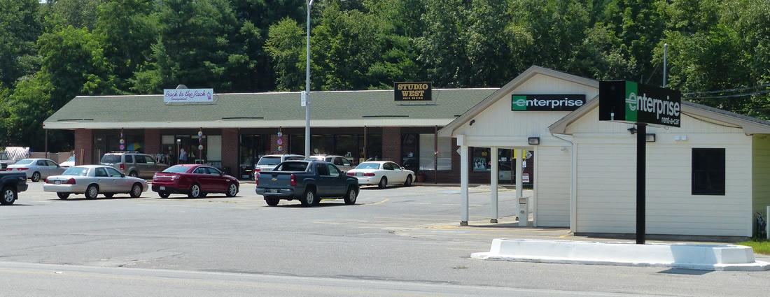 Woodruff Plaza - Clinton MA